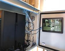 屋外ボックス 録画装置
