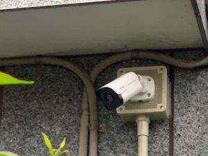 相模原市防犯カメラ設置工事